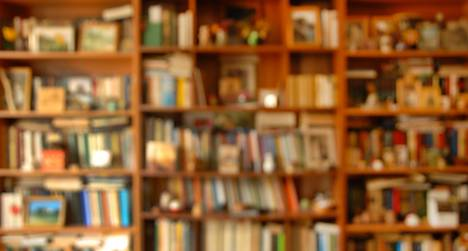 How To Organize Bookshelves With A Lot Of Books From