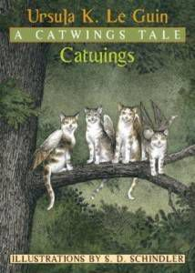Cat Wings, Ursula Le Guin