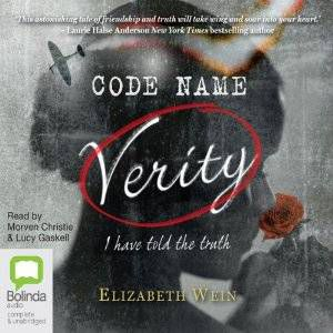 code name verity audio
