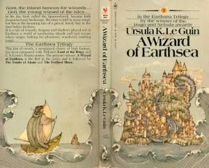 Wizard of Earthsea, Ursula Le Guin