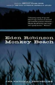 Monkey Beach by Eden Robinson cover