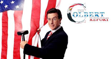 10 Amazing Authors on The Colbert Report