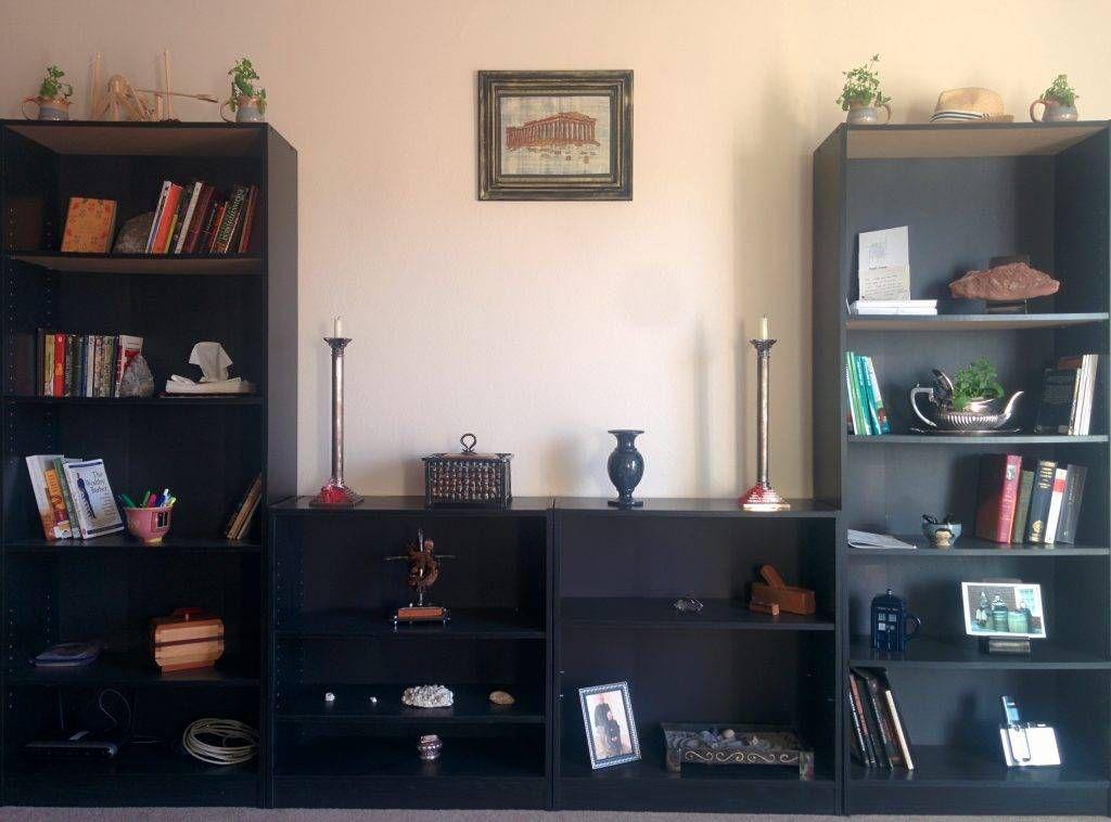 Zoe's Bookshelves!