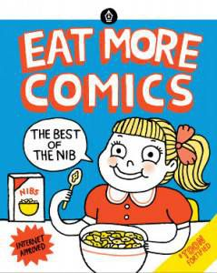 cover of Eat More Comics by The Nib