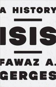 cover of Isis A History by Fawaz A Gerges