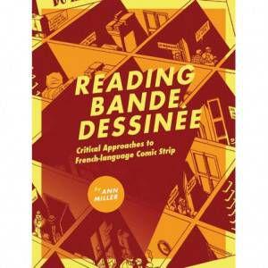 Reading Bande Dessinee - Ann Miller