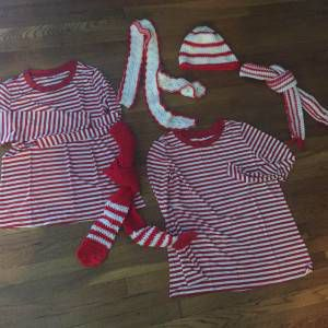 Where's Waldo costume