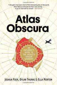 Atlas Obscura cover