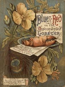 Blue and Red cover 1883