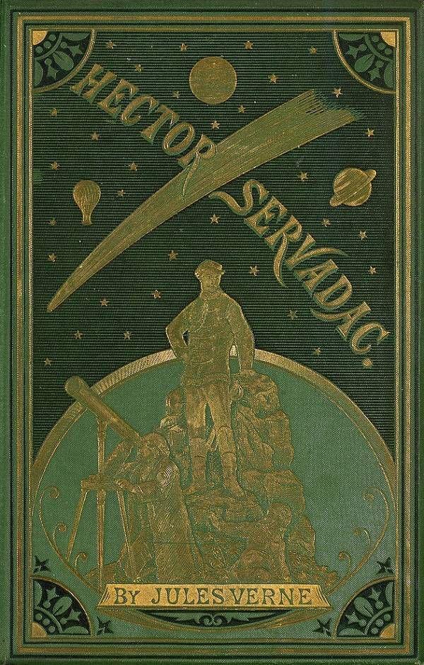 Hector Servadac Cover 1878