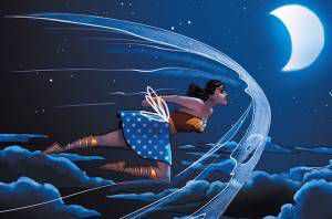 The Legend of Wonder Woman, art by Renae De Liz and Ray Dillon