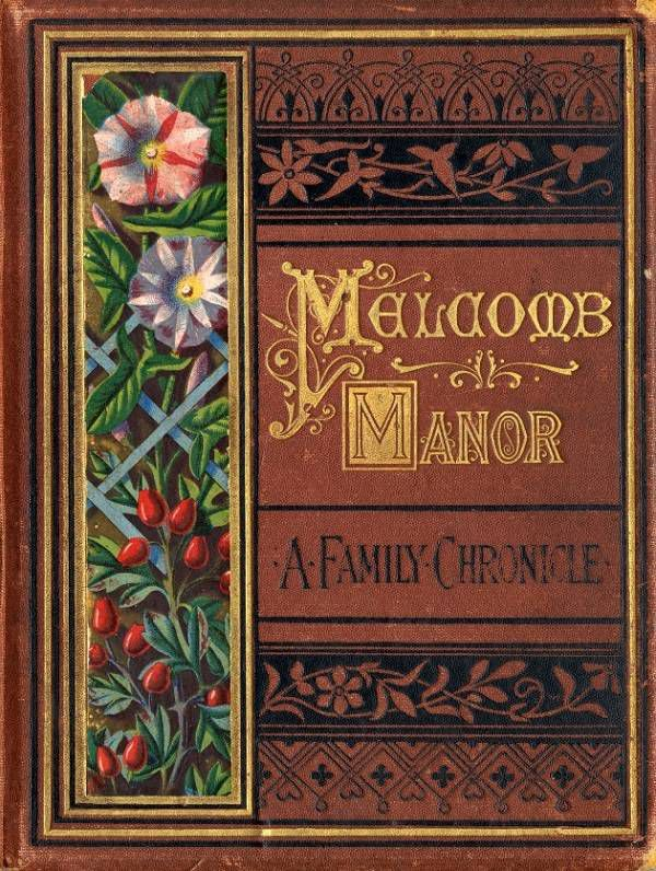Malcomb Manor cover 1875