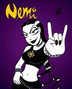 nemi-comic-book-cover-myhre