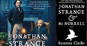 Image result for Jonathan Strange & Mr Norrell book vs netflix
