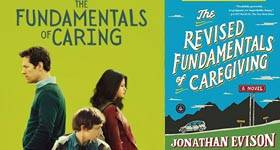 Image result for The Fundamentals of Caring(book vs netflix