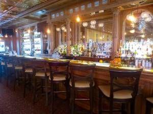 Stanley Hotel bar