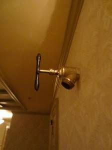Stanley Hotel extinguisher