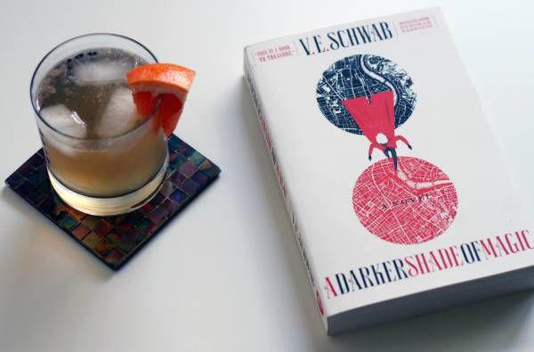 a darker shade of magic cocktail