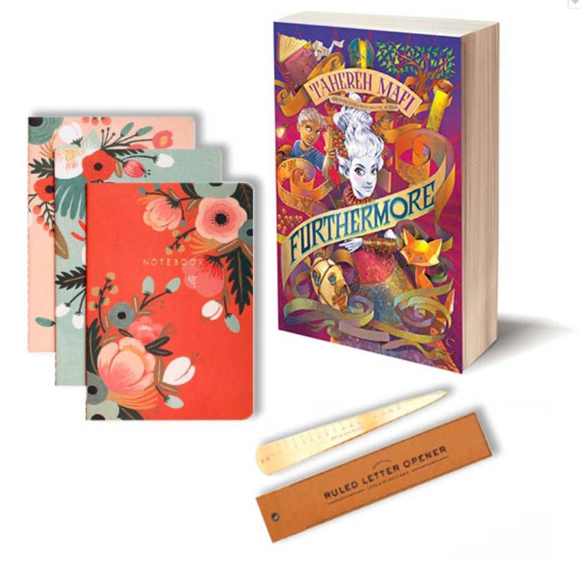 furthermore prize pack