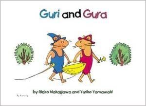 Guri and Gura by Rieko Nakagawa