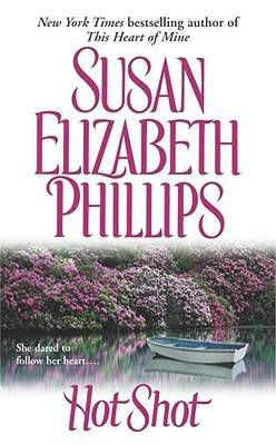 cover of hot shot by susan elizabeth phillips