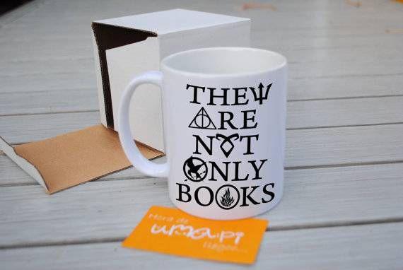 not only books mug