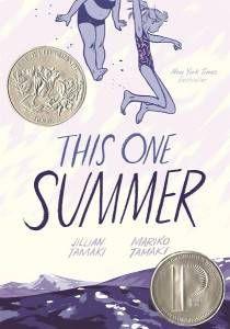 This One Summer Mariko Jillian Tamaki