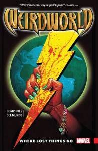 weirdworld vol 1
