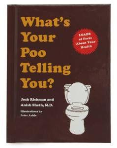 whats your poo telling you josh richman
