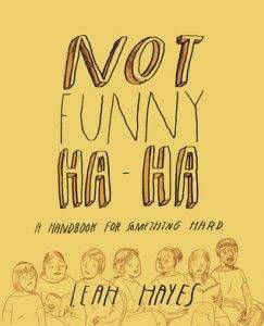 not funny ha-ha book cover