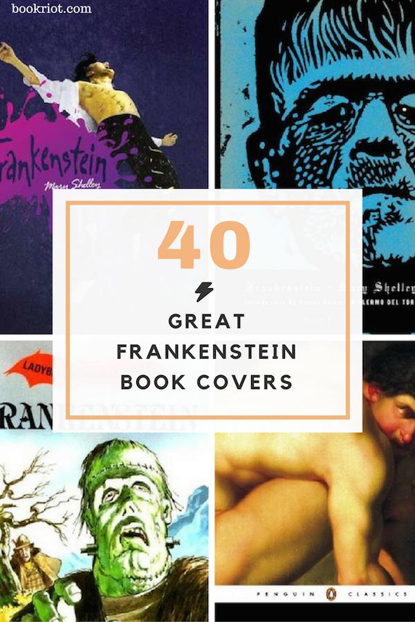 40-great-frankenstein-book-covers