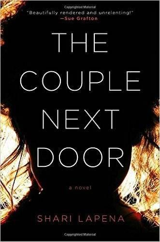 The Couple Next Door by Shari LePena