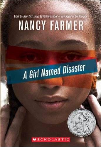 a-girl-named-disaster-nancy-farmer-book-cover