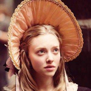 Cosette Seyfried Les Miserables