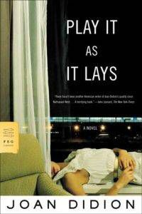 Didion Play It as It Lays cover