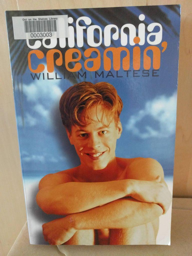 California Creamin cover
