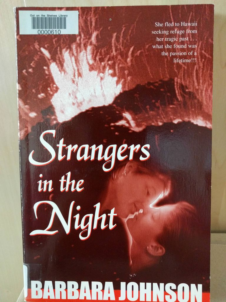 Strangers in the Night cover