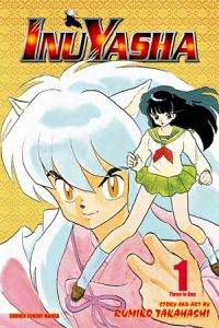 Cover of the VIZBIG edition of Inuyasha vol 1 by Rumiko Takahashi