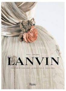 Lanvin book