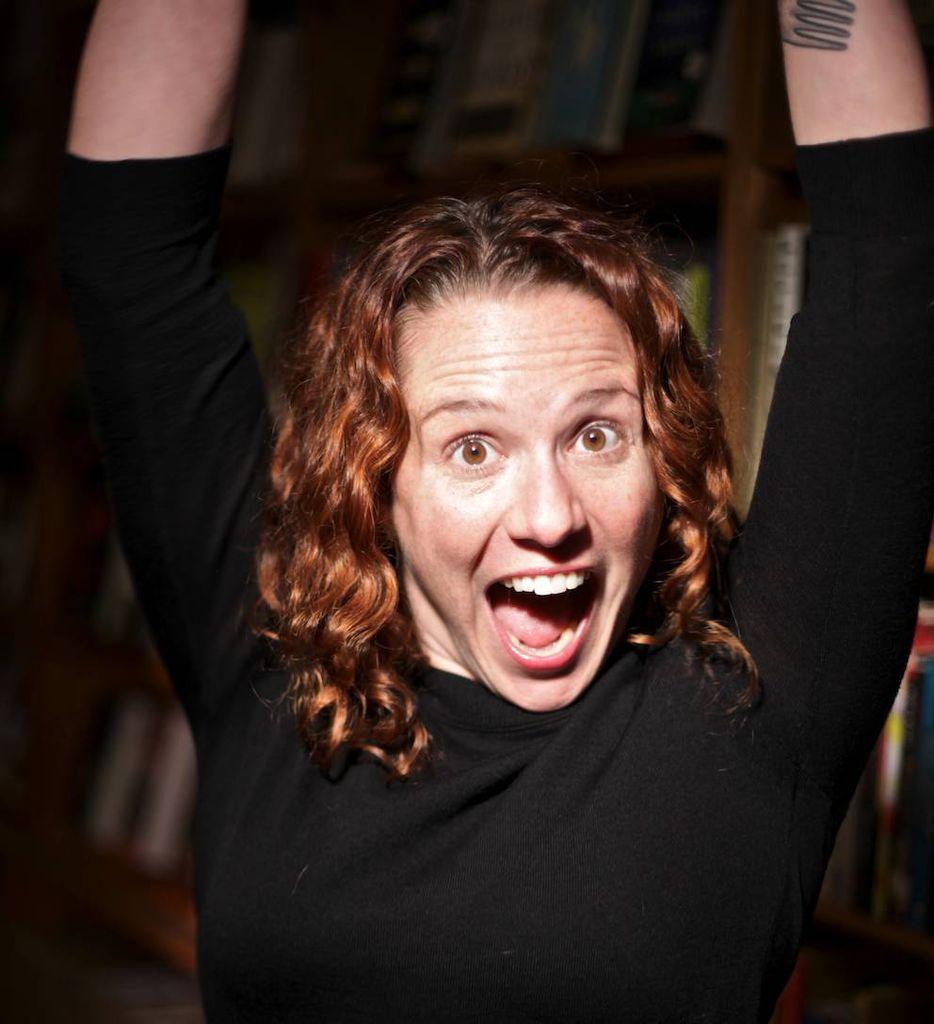 Rebecca Schinsky (photo by PJ Sykes)