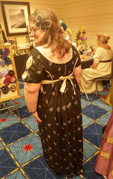 regency-gown-at-jane-austen-society