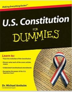 constitution for dummies