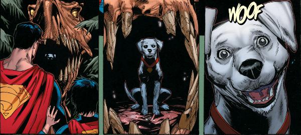 Superman-Rebirth-Krypto-Woof