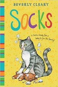 socks-by-beverly-cleary