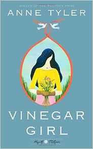 unknownVinegar Girl by Anne Tyler-1
