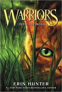 warriors-into-the-wild-by-erin-hunter