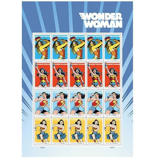 wonder-woman-forever-stamps