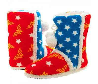 wonder-woman-boot-slippers