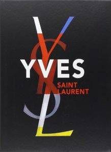 Yves Saint Laurent book