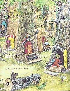 fourteen-bears-in-summer-and-winter-evelyn-scott-illustration